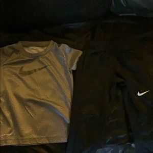 Nike boys dri-fit size 3T outfit!